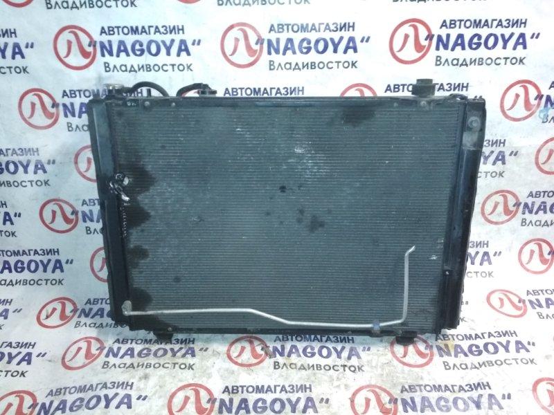 Радиатор основной Toyota Alphard ANH10 2AZ-FE A/T