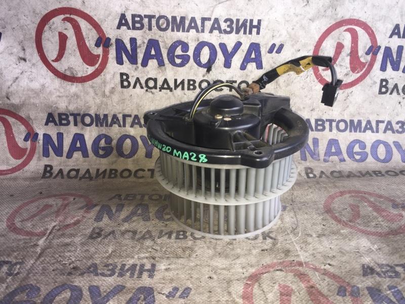 Мотор печки Toyota Prius NHW20