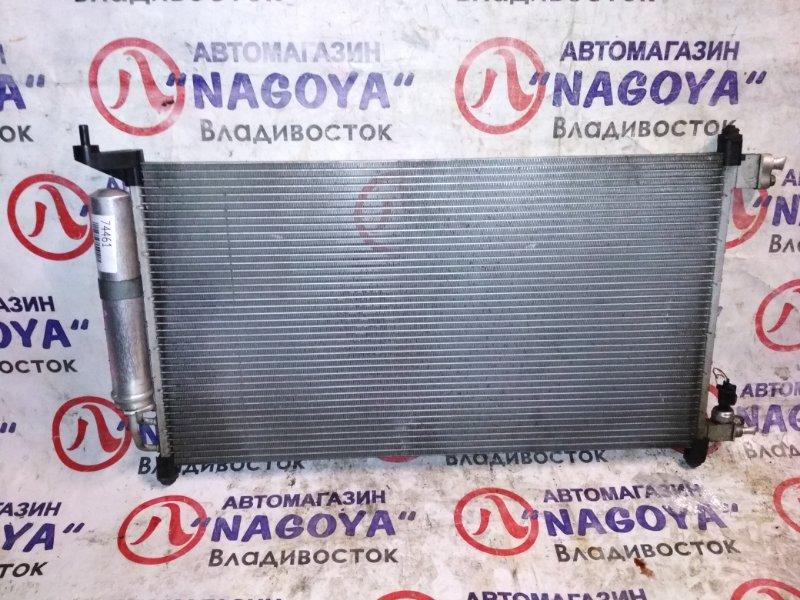 Радиатор кондиционера Nissan Ad VZNY12