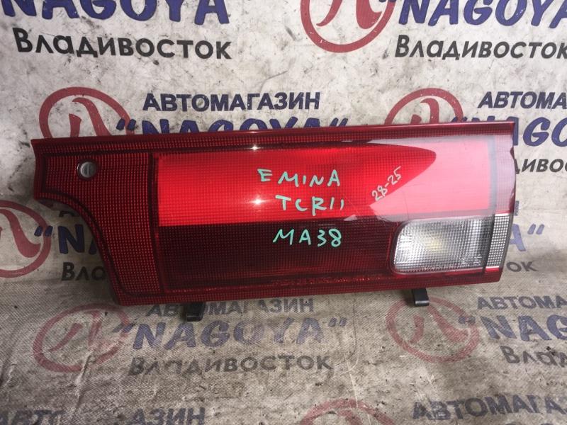 Стоп-вставка Toyota Estima Emina TCR11 задняя правая 2852
