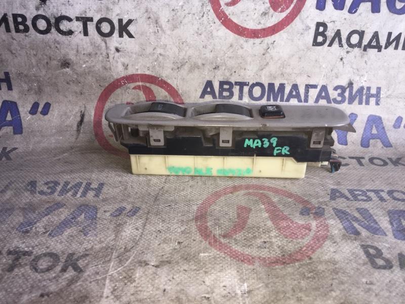 Блок упр. стеклоподьемниками Toyota Toyo Ace KDY230 передний правый 12 VOLT
