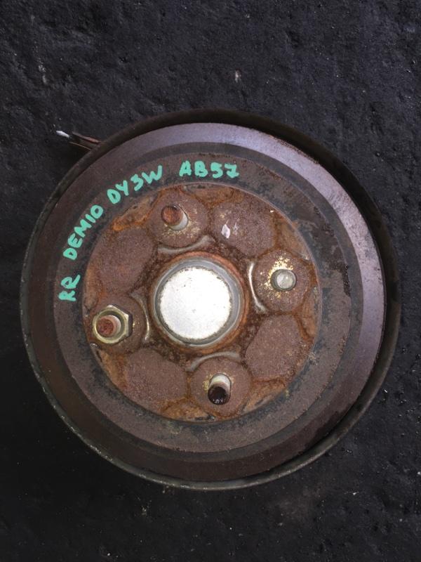 Ступица Mazda Demio DY3W задняя правая