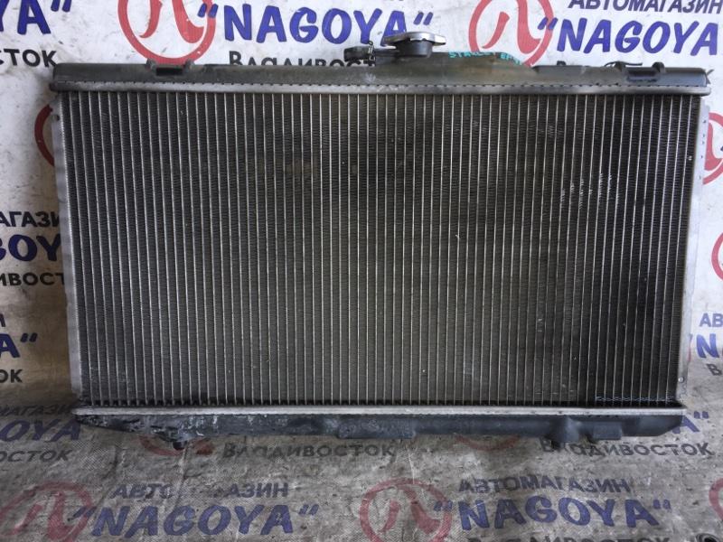Радиатор основной Toyota Starlet EP91 4E-FE A/T