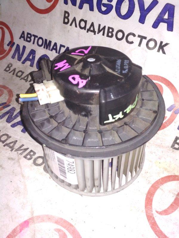 Мотор печки Nissan Ad VZNY12