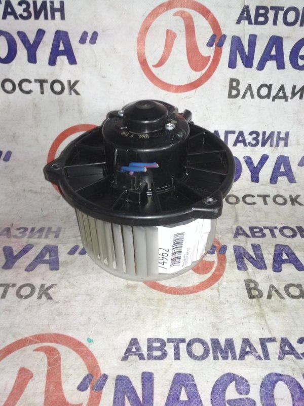 Мотор печки Toyota Bb NCP30