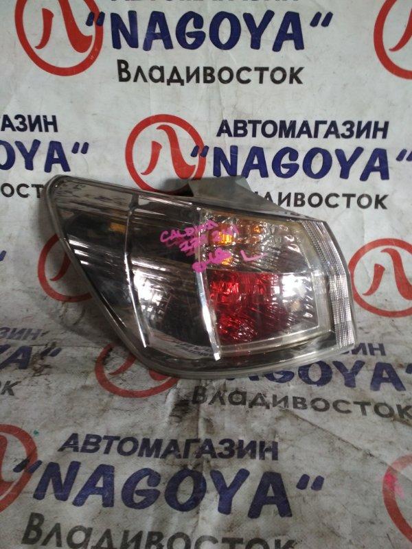 Стоп-сигнал Toyota Caldina ZZT241 задний левый 2168