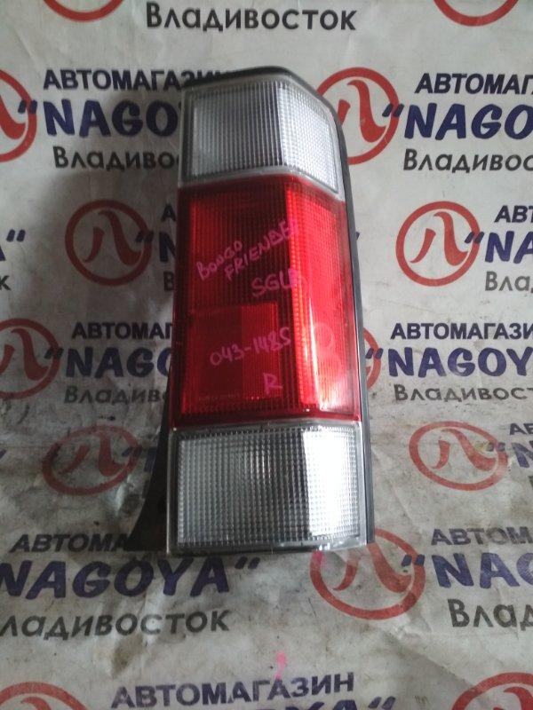 Стоп-сигнал Mazda Bongo Friendee SGLR задний правый 043-1485