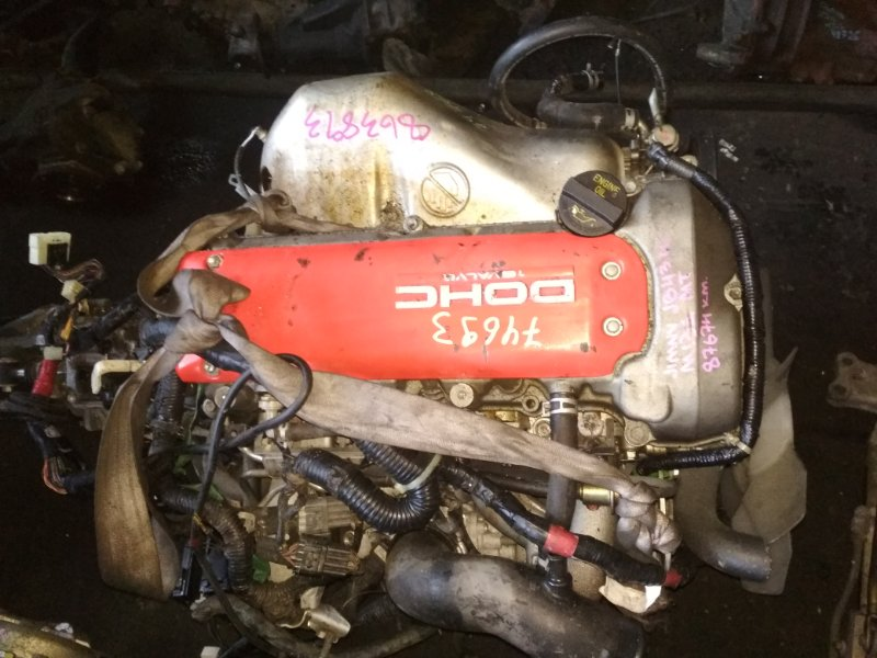 Двигатель Suzuki Jimny Sierra JB43W M13A 863893