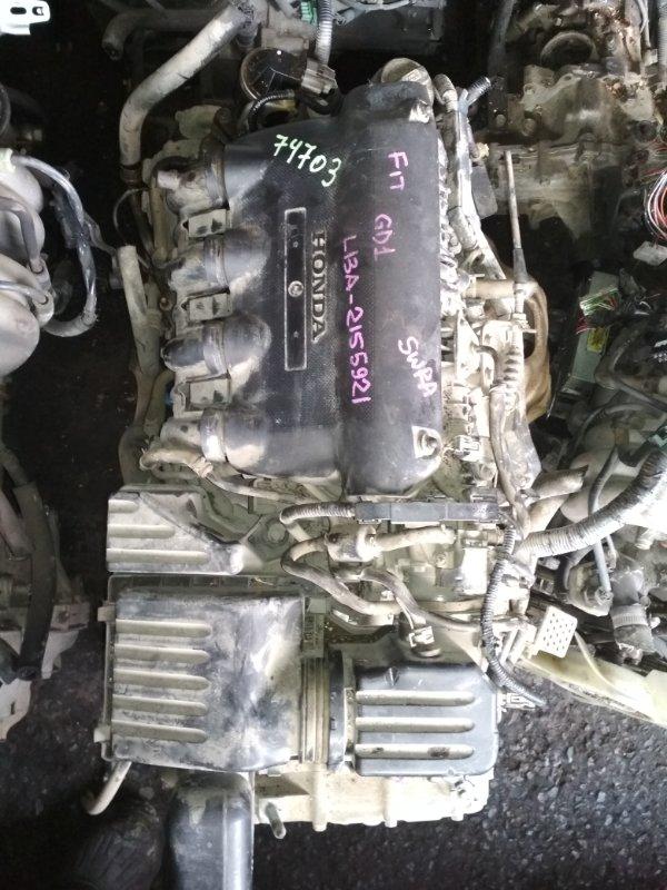 Двигатель Honda Fit GD1 L13A 2155921