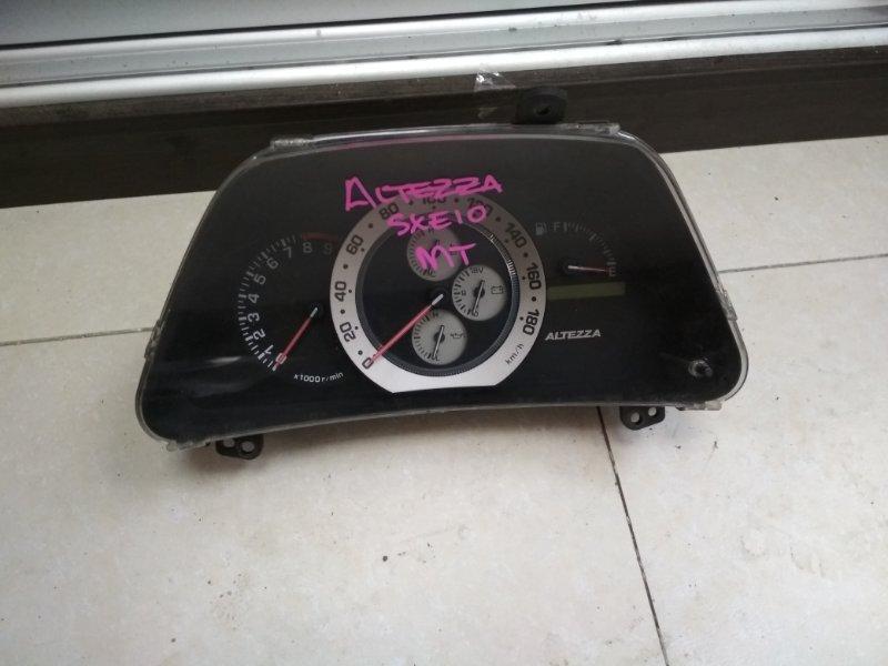 Спидометр Toyota Altezza SXE10 3S-GE 83800-53030