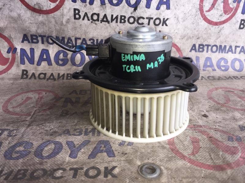 Мотор печки Toyota Estima Emina TCR11