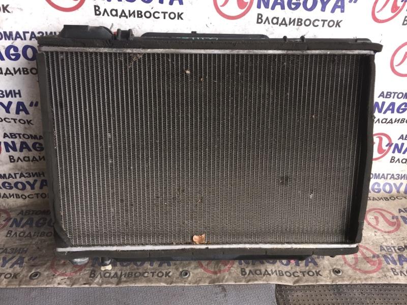 Радиатор основной Toyota Estima Emina TCR11 2TZ-FZE A/T