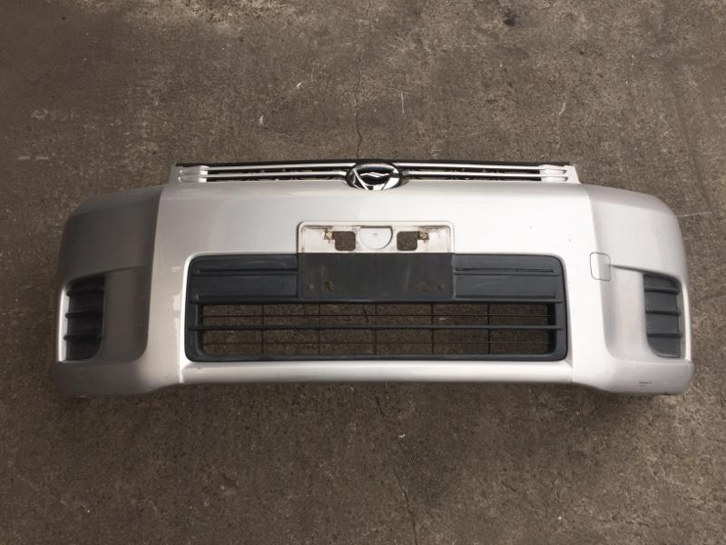 Бампер Toyota Corolla Rumion ZRE152 передний COLOR 1F7