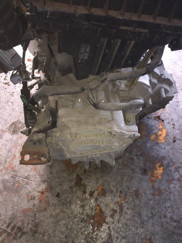 Акпп Toyota Porte NNP10 2NZ-FE U441E-01A