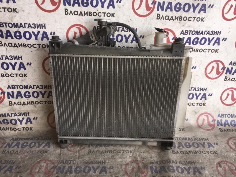 Радиатор основной Toyota Bb NCP30 2NZ-FE A/T