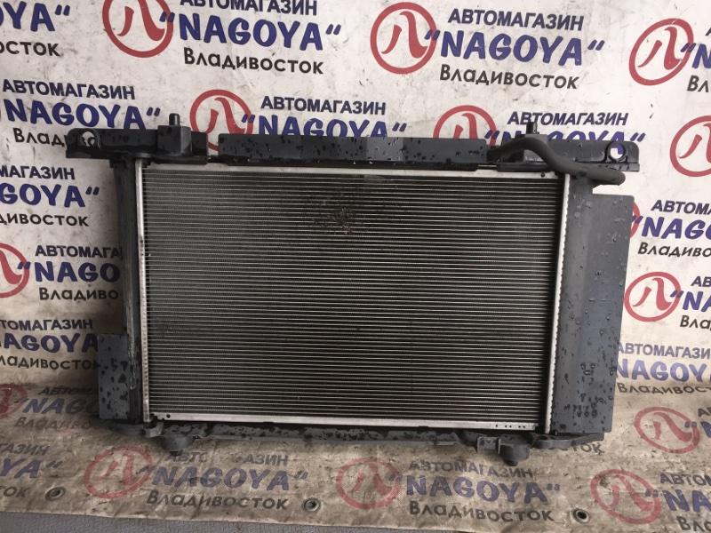 Радиатор основной Toyota Corolla Rumion ZRE152 2ZR-FE
