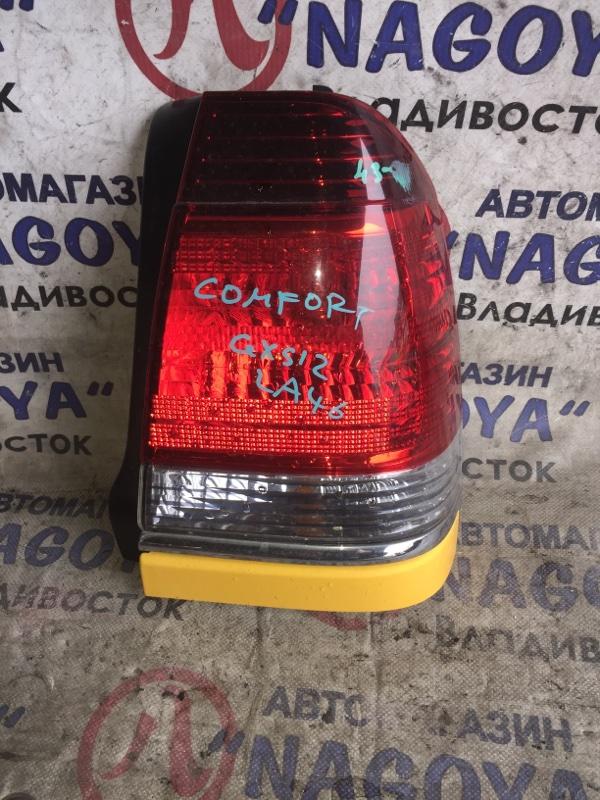 Стоп-сигнал Toyota Crown Comfort GXS12 задний правый 43-7