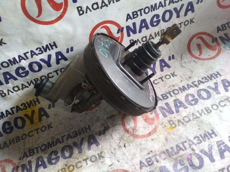 Главный тормозной цилиндр Toyota Platz SCP11