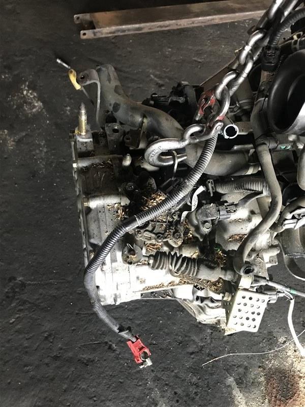 Акпп Honda Fit GD1 L13A SWRA