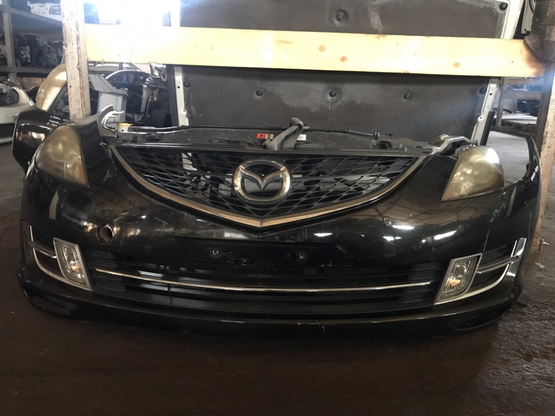 Nose cut Mazda Atenza GH5FP L5-VE передний