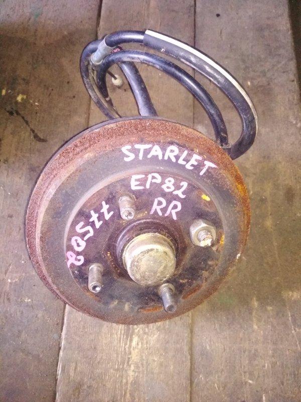 Ступица Toyota Starlet EP82 задняя правая