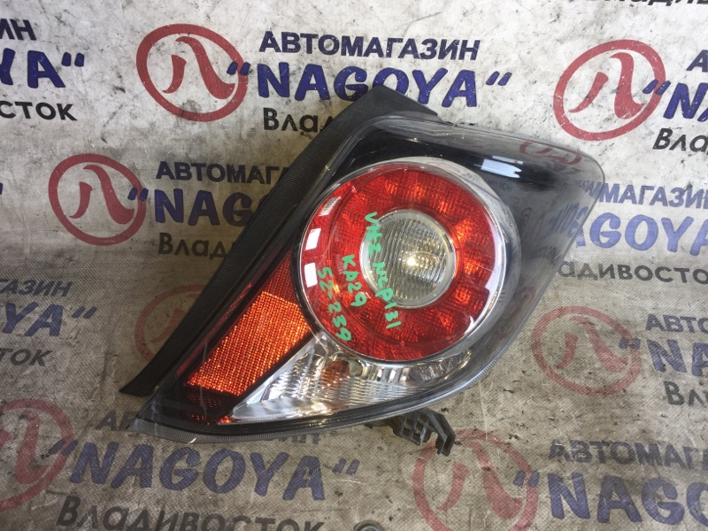 Стоп-сигнал Toyota Vitz NCP131 задний правый 52239