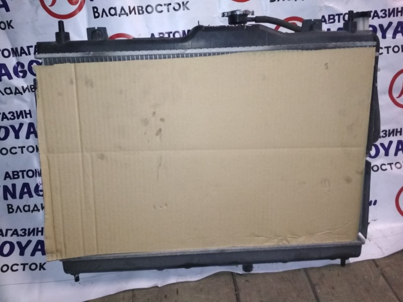 Радиатор основной Nissan Ad VAY12 CR12DE A/T