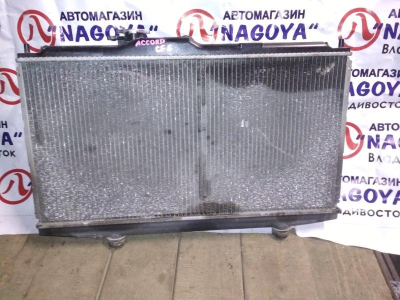 Радиатор основной Honda Accord CF6 F23A A/T