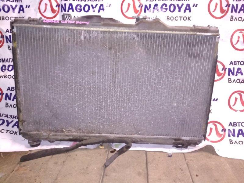 Радиатор основной Toyota Chaser GX100 1G-BEAMS A/T
