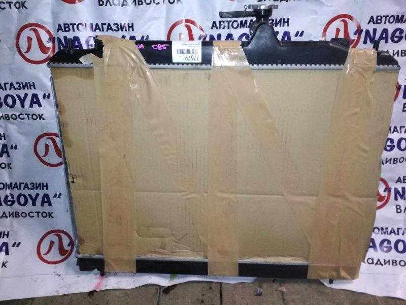Радиатор основной Nissan Serena C25 MR20DE A/T