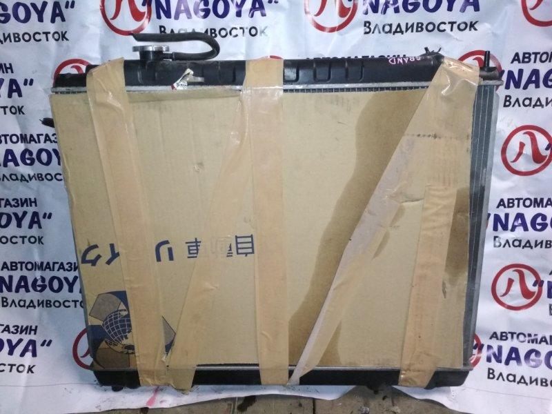 Радиатор основной Nissan Elgrand ME51 VQ25DE A/T