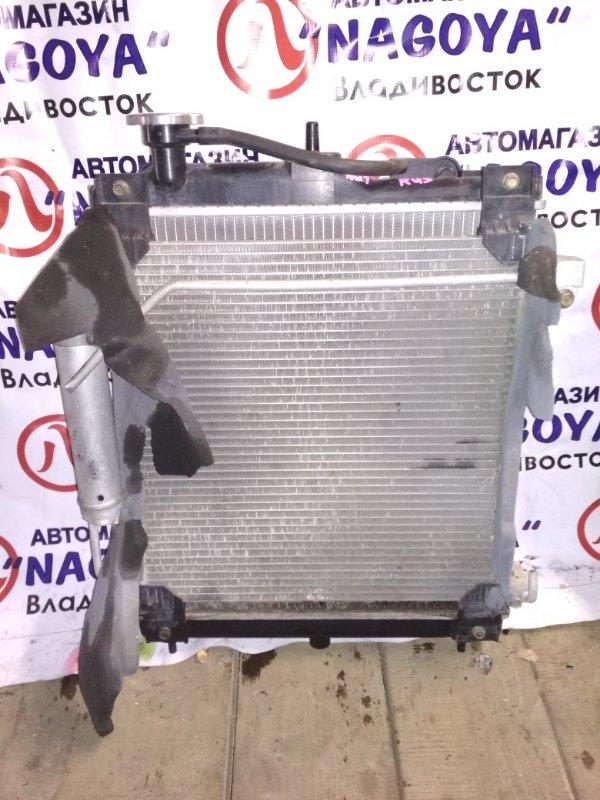 Радиатор основной Subaru R1 RJ1 EN07 A/T