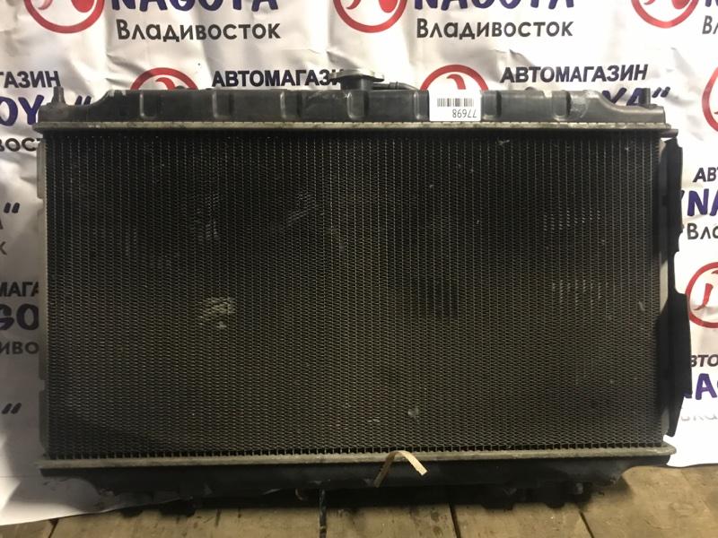 Радиатор основной Nissan Bluebird QU14 QG18DE A/T