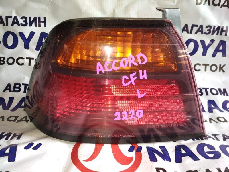 Стоп-сигнал Honda Accord CF4 задний левый R2220