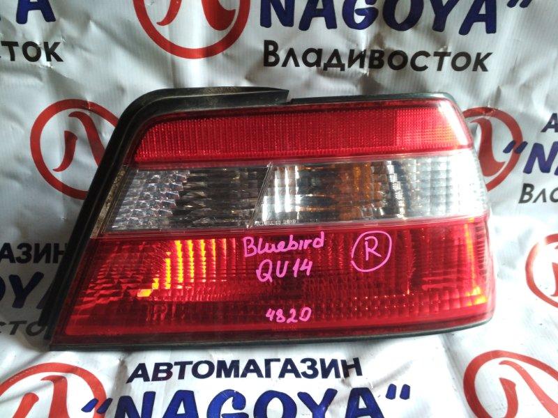 Стоп-сигнал Nissan Bluebird QU14 задний правый 4820