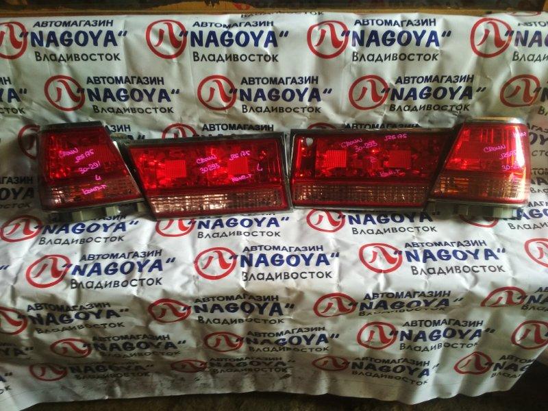 Стоп-сигнал Toyota Crown JZS175 задний 30291/30293