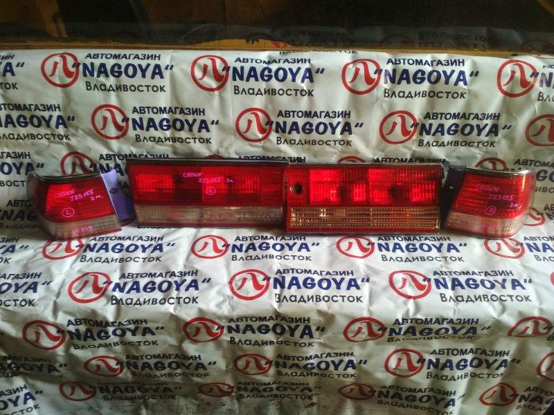 Стоп-сигнал Toyota Crown JZS155 задний 30249/30250