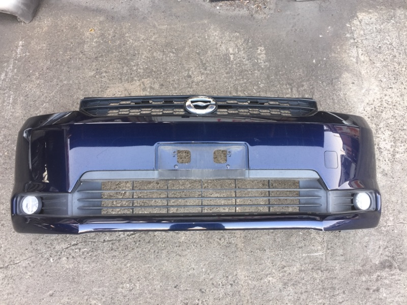 Бампер Toyota Corolla Rumion ZRE152 передний 2 MODEL