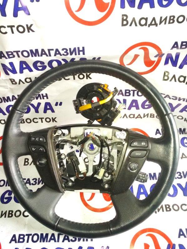 Руль Toyota Crown Athlete GRS204