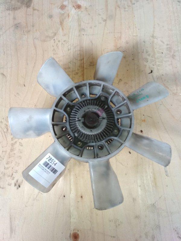 Вентилятор с вискомуфтой Toyota Cami J100E HC-EJ
