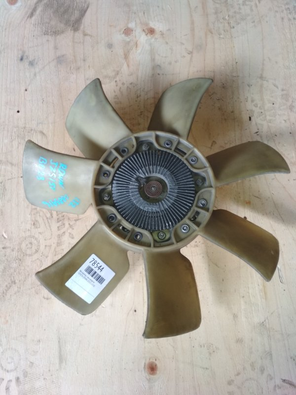 Вентилятор с вискомуфтой Toyota Crown JZS151 1JZ-GE