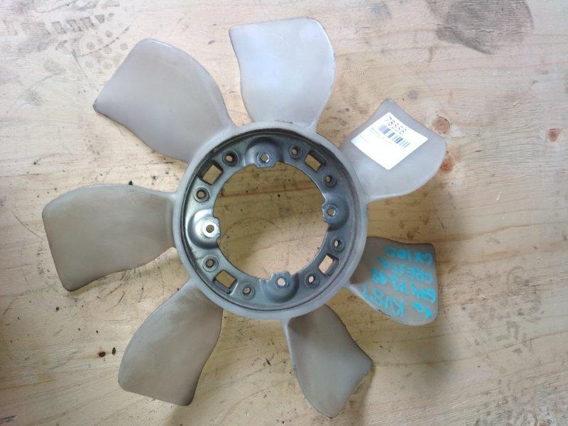 Вентилятор вязкомуфты Toyota Cresta GX100 1G-FE