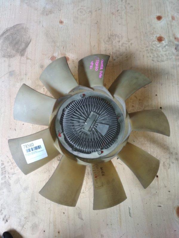 Вентилятор с вискомуфтой Mitsubishi Canter Fuso FBA20 4P10T