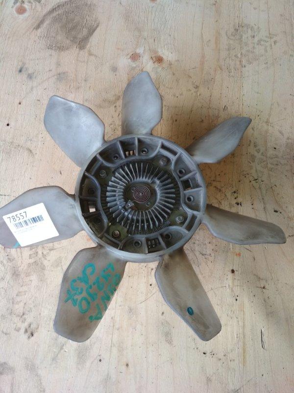 Вентилятор с вискомуфтой Toyota Dyna LY290 5L