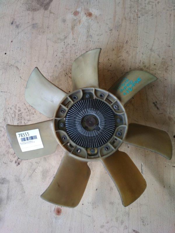 Вентилятор с вискомуфтой Toyota Brevis JCG10 1JZ-FSE