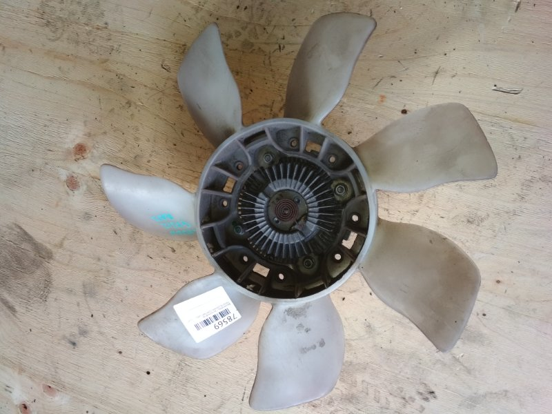 Вентилятор с вискомуфтой Toyota Crown Comfort GXS12 1G-FE
