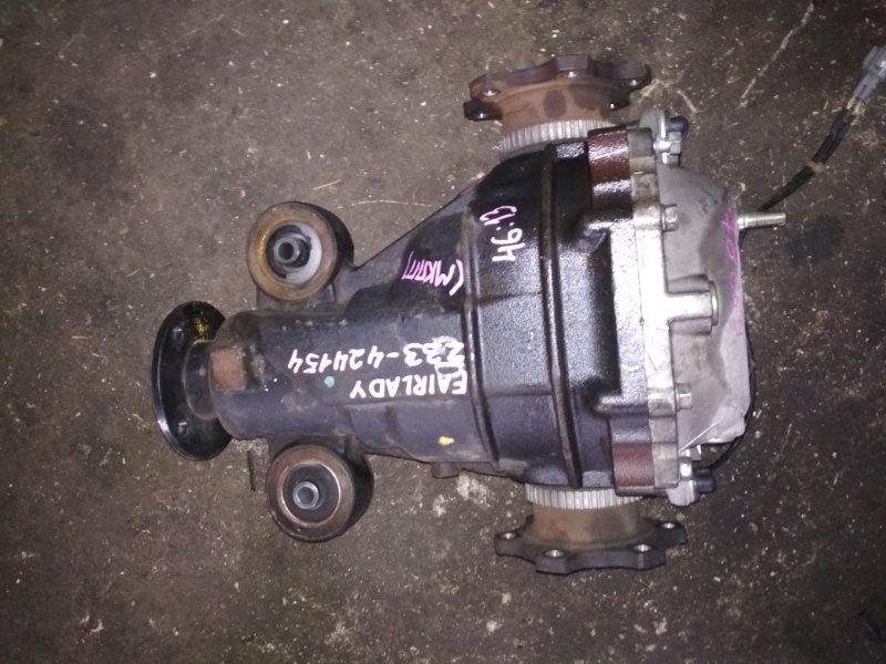 Редуктор Nissan Fairlady Z Z33 VQ35DE задний LSD 46/13