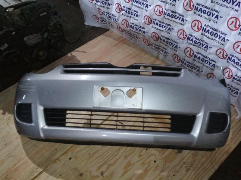 Бампер Toyota Sienta NCP81 передний 2 MODEL