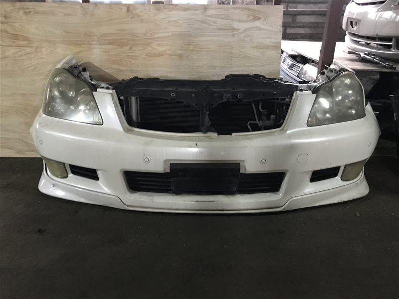 Nose cut Toyota Crown Athlete GRS180 4GR-FSE передний 30313