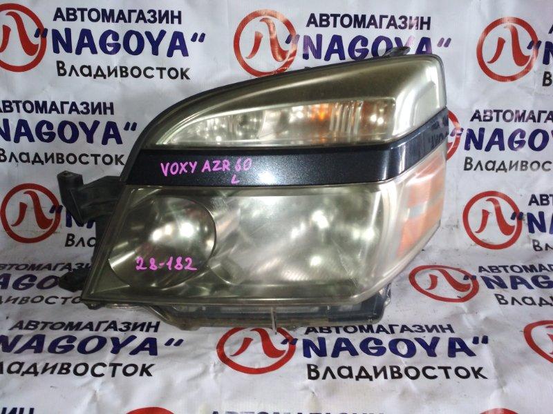 Фара Toyota Voxy AZR60 передняя левая 28182